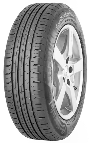 Continental  ContiEcoContact 5 165/70 R14 81 T Letní