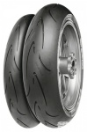 Continental  CONTIRACEATTACK COMP.ENDURANCE 120/70 R17 58 W