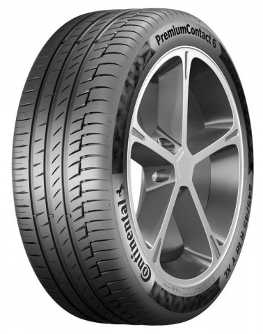 Continental  PremiumContact 6 205/55 R16 91 V Letní