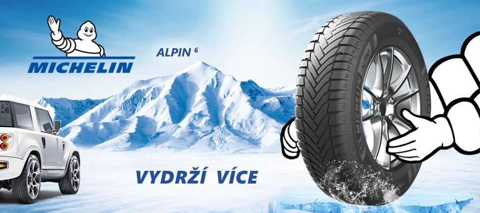 Michelin Alpin6