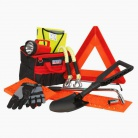 Doporučená výbava vozidla v zimě: Nezapomeňte na škrabku, lopatku i řetězy